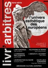iliade,europe,esthétique,dominique venner