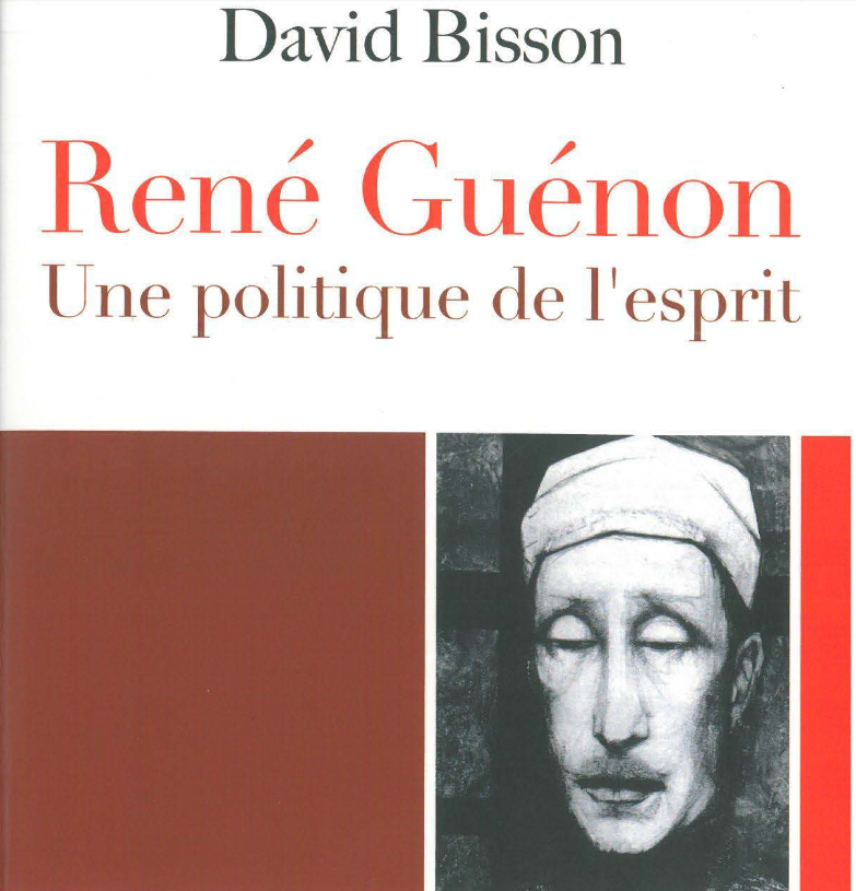 david bisson,rené guénon